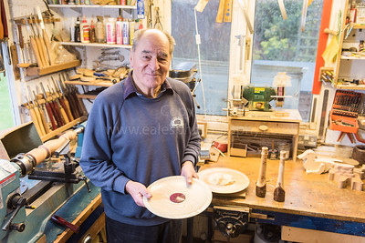 Ray Thorne, Woodturner