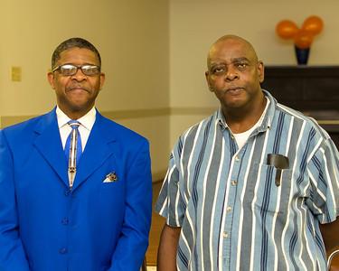 Raymond Pates 65th Birthday Party  3/22/2014