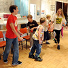 "Reel Kid students run around finding new chairs for the next exercise.<br /> Tommy Hinkley and his wife, Tracey, own a business in Superior called Reel Kids. The pair teach kids and teens film and television acting.<br /> For a video about Reel Kids, go to  <a href=""http://www.dailycamera.com"">http://www.dailycamera.com</a>.<br />  Cliff Grassmick / September 17, 2011"