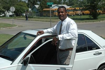 Mr. Reggie Drew.