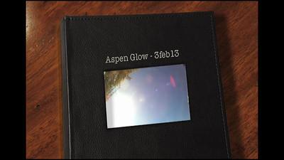 Elk Park cat track a bit icy, but Aspen Glow was fine.
