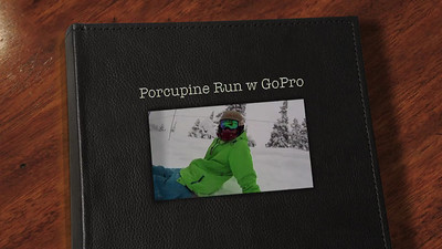 """Snake lift to Pioneer to the """"porcupine"""" run, but met there with 18"""" of powder and a floppy GoPro camera.. This was """"stabilized"""" to the best of iMovie's ability, and the worst was expunged.. But after post-holing the ride looks fun."""