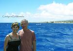 Carolyn Ed Werneke Maui ocean 0307c names