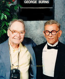father George Burns wx