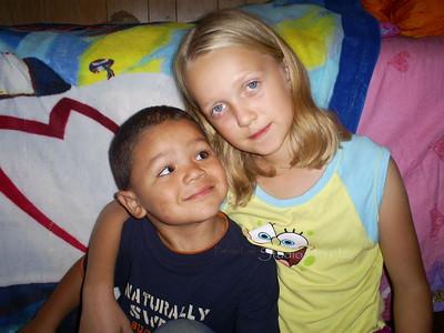 Spencer & Gabby  503 (by Jessica?)     Phyllis' great grandkids