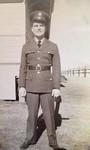 Fred in Uniform  circa 1945 01908