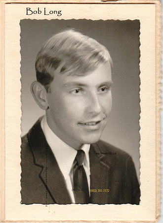 Bob Long 1967