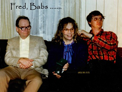 Fred  Babs  1985