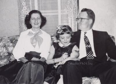 Helen, Pat, Fred Van     ed