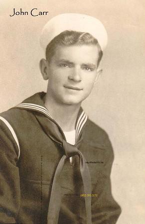 John Carr_sailor 1940s