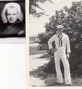 sailors 1940's