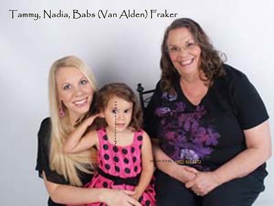 Tammy Nadia Babs names