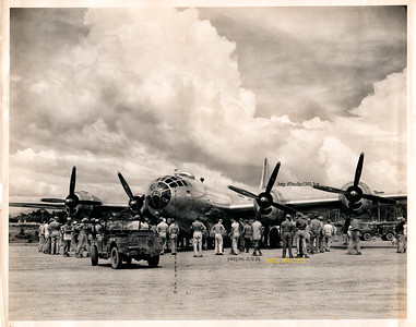 WWII plane cf mid 1940's