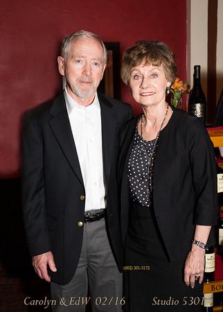 Ed & Carolyn Werneke 022916
