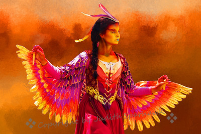 The Firebird Dancer
