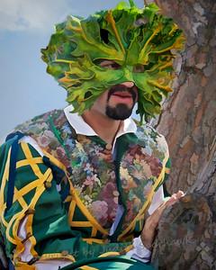 The Green Man - Judith Sparhawk