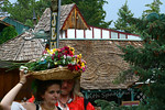 Renaissance Faire Folks : Photographs made on several visits to Renaissance Faires over the years.
