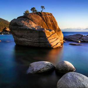 12x12 Bonsai Rock