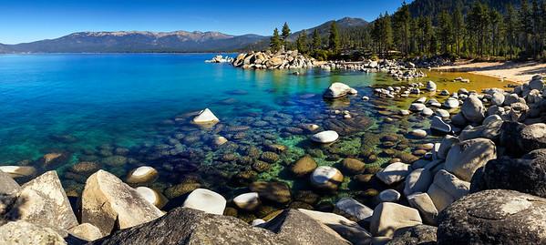 Diver's Cove, Sand Harbor, NV   Lake Tahoe