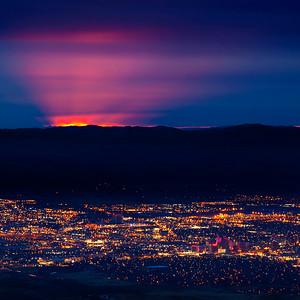 12x12 Reno Sunrise