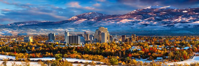 90X30 Reno Fall Winter