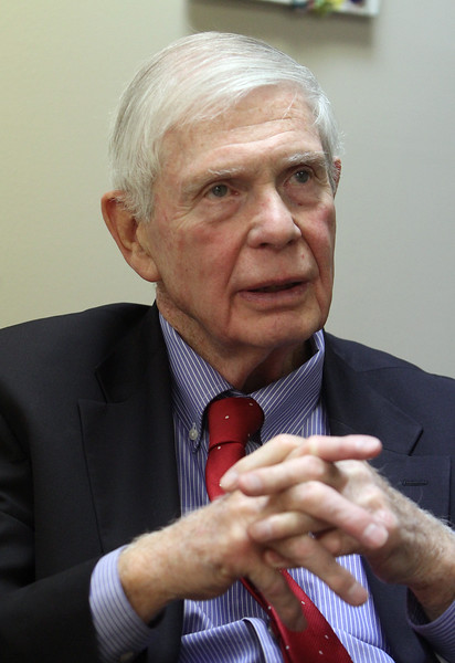 Retired Justice Thomas Brennan