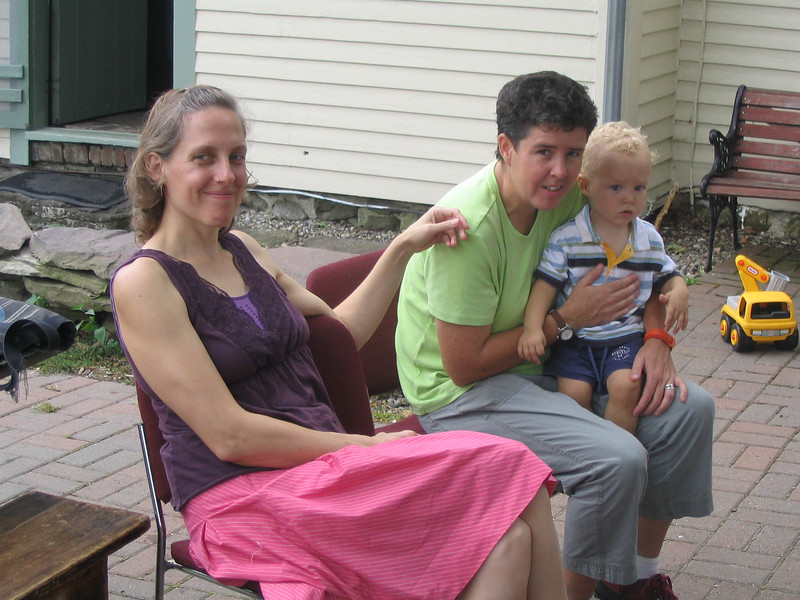 Rebecca, Anne & Emmett
