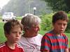 Grandma Betsy with grandkids :)
