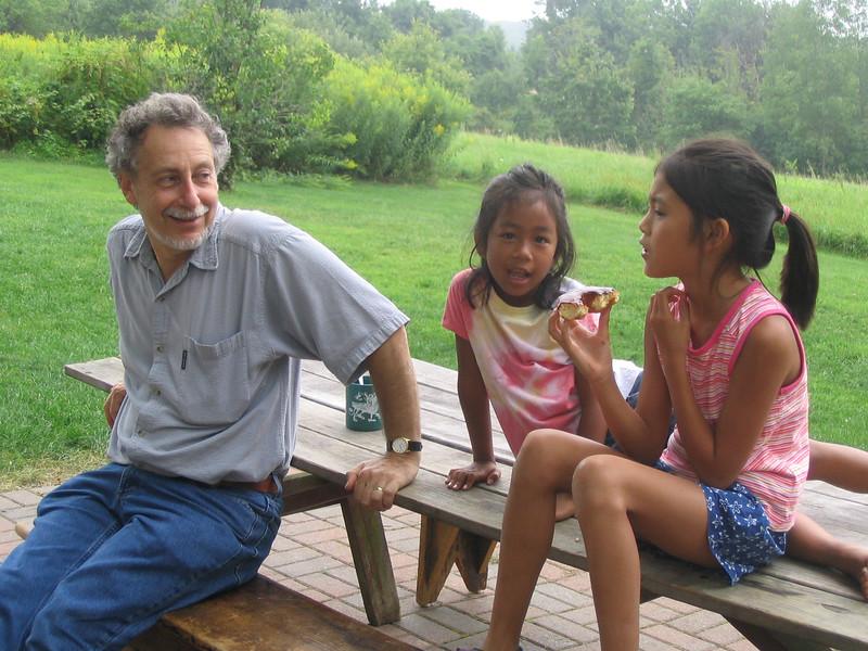 Joe, Rachel & Phoebe