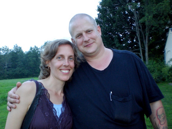 Sister & Brother, Rebecca & Mike
