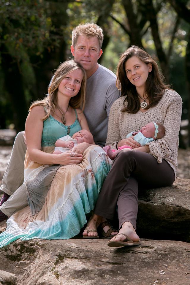 Melinda Phoenix, Dani Phoenix, John Stein