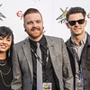 Memphis May Fire at the Revolver Golden Gods 2014