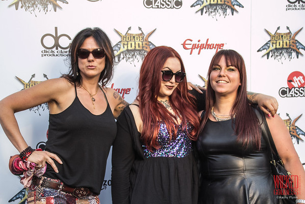 saltspice at the Revolver Golden Gods 2014