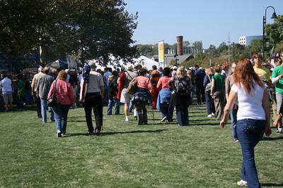 Richmond Folk Festival -- October 2007