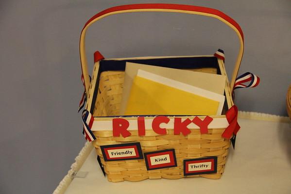 Ricky Blackburn Eagle Scout Ceremony