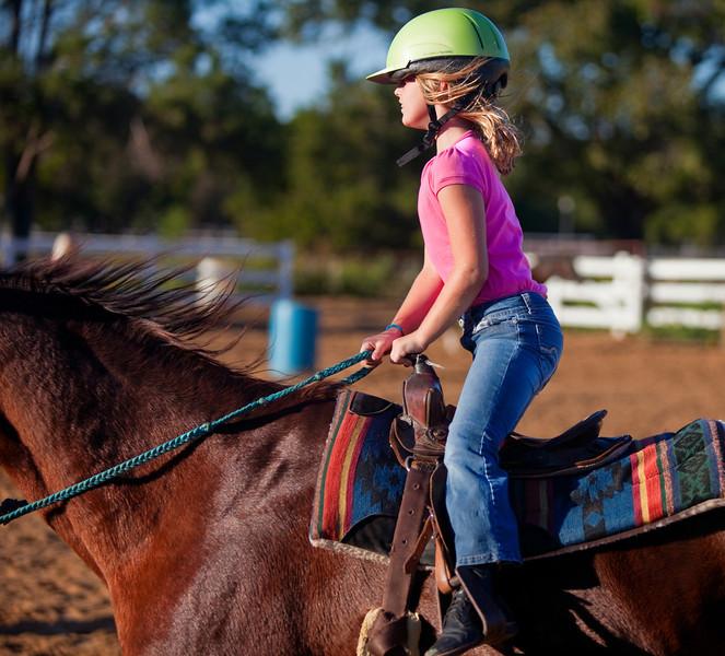 Elizabeth at Ride With Pride, Southlake, Texas (October 2011).