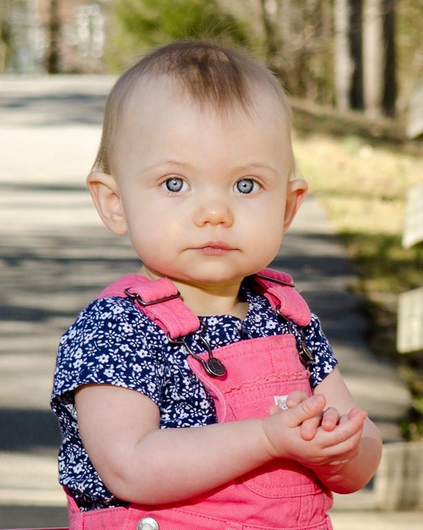 Riley 9 months