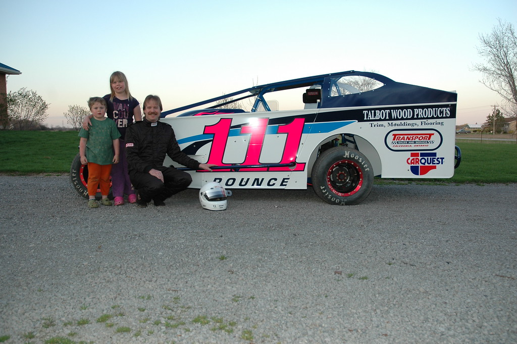 2007, May 2,Robbie Rounce, Team Pictures