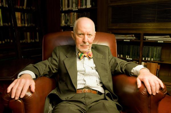 Robin Berrington at the Harvard Club