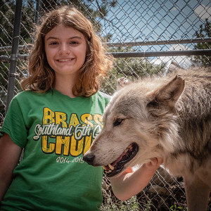 Wolves 08-07-18 with Family-06023
