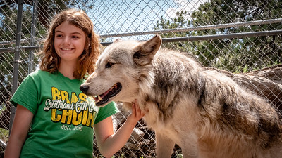 Wolves 08-07-18 with Family-06018