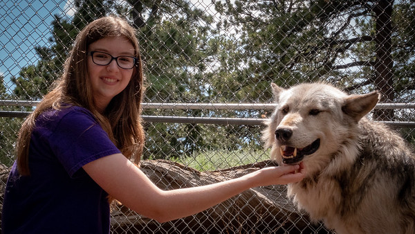 Wolves 08-07-18 with Family-06031