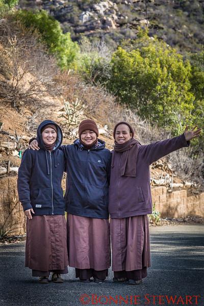 Deer Park Monastery Monks