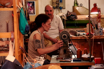 Rome Leather Shop