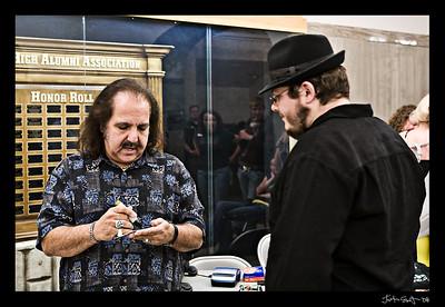 Ron Jeremy (03.28.08)