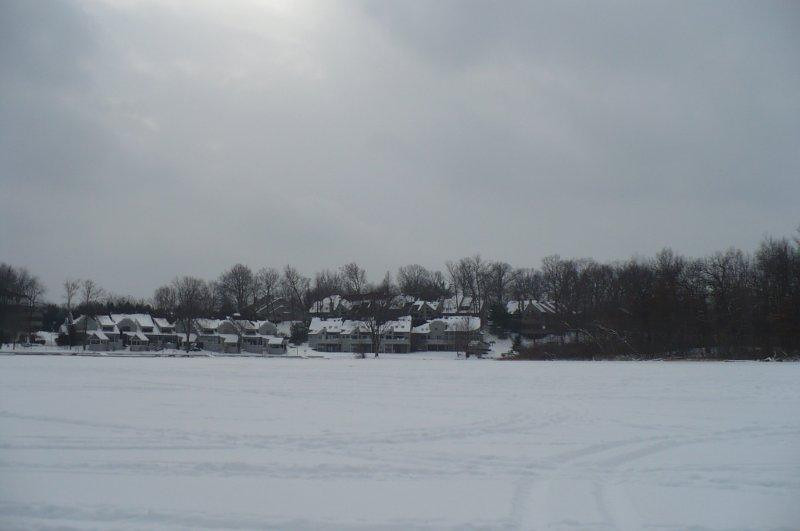 """Taking A Walk On The Frozen Portage Lakes, Akron Ohio! Cool Activities To Enjoy With Your Russian Bride!  A Belarus Bride Russian Matchmaking Agency  <a href=""""http://www.abelarusbride.com"""">http://www.abelarusbride.com</a>"""