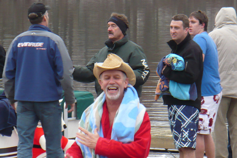 """The Portage Lakes Polar Bear Club-Akron Ohio-December 4, 2010-Meet Russian Women For Marriage! Cool Activities To Enjoy With Your Russian Bride!  A Belarus Bride  <a href=""""http://www.abelarusbride.com"""">http://www.abelarusbride.com</a>"""
