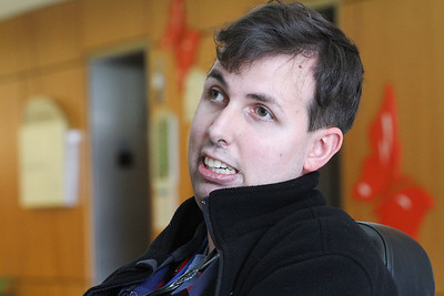 Ryan Carroll: Medical center jobs are breakthrough for young adults with disabilities