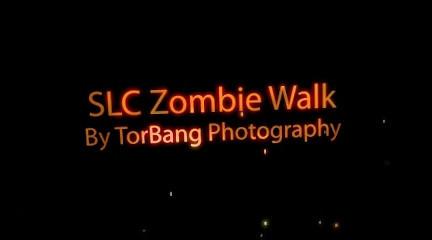 SLC Zombie Walk