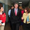 Senator Scott Brown School Visit- Dever School
